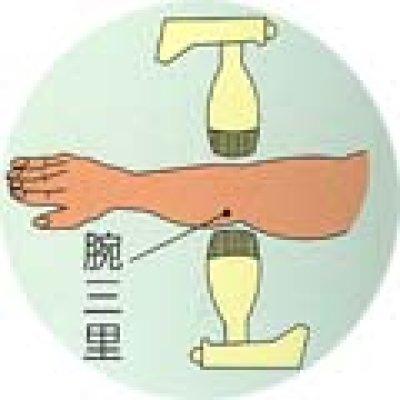 画像2: ビワ温灸ヘルパープラス